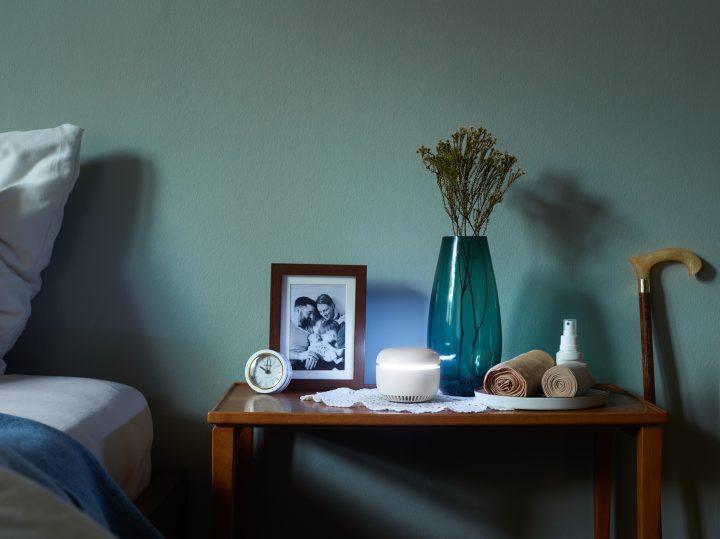 CARU im Schlafzimmer