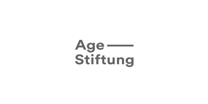 Das ist das Logo der Age Stiftung.
