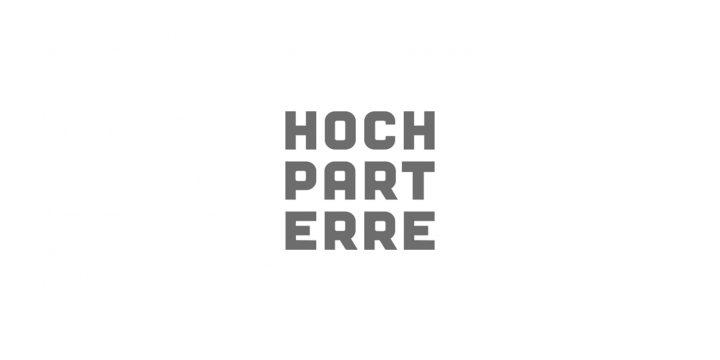 Das Logo von Hochpaterre Magazine.