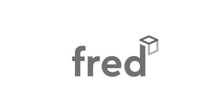 Das ist das Logo von FRED